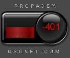 Propadex - a propagation index